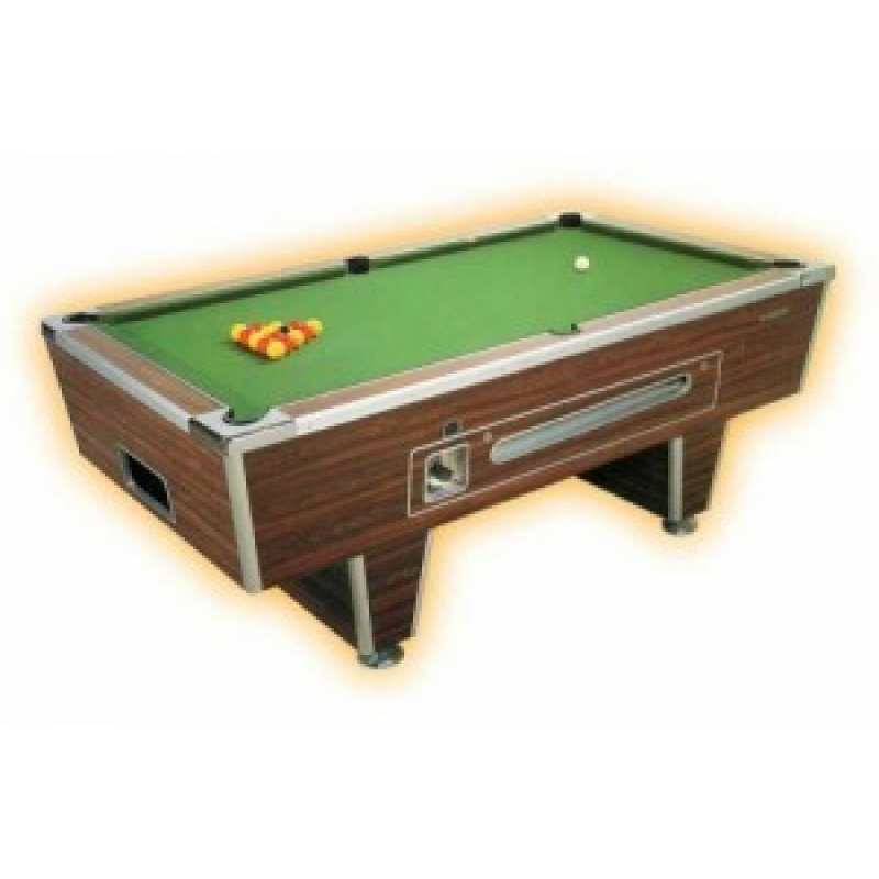 Superleague nº 6 and nº 7 Billiard